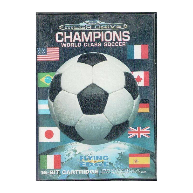 Champions world class soccer en boite MD
