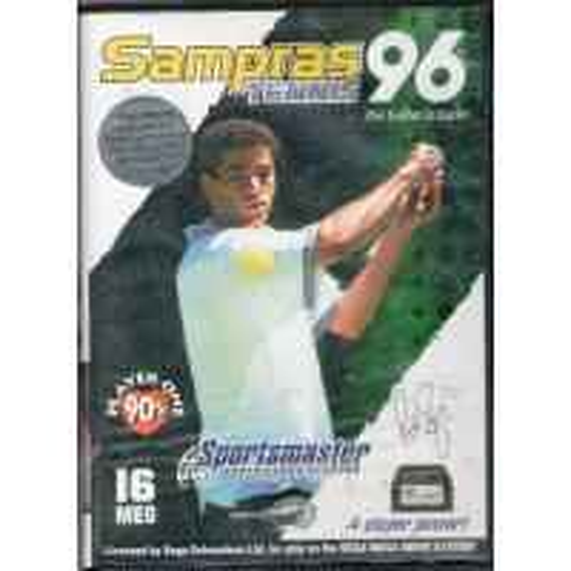 Sampras Tennis 96 en boîte MD