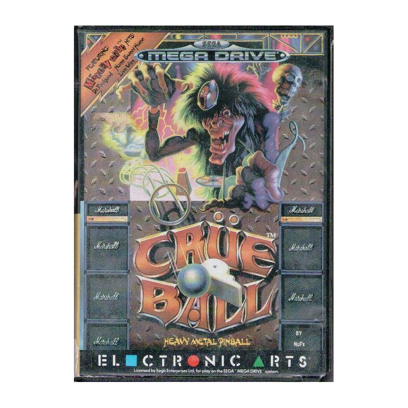 Crue Ball en boîte MD