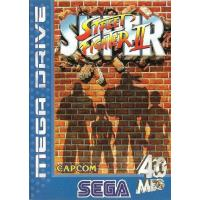 Super Street Fighter II : The New Challengers MD