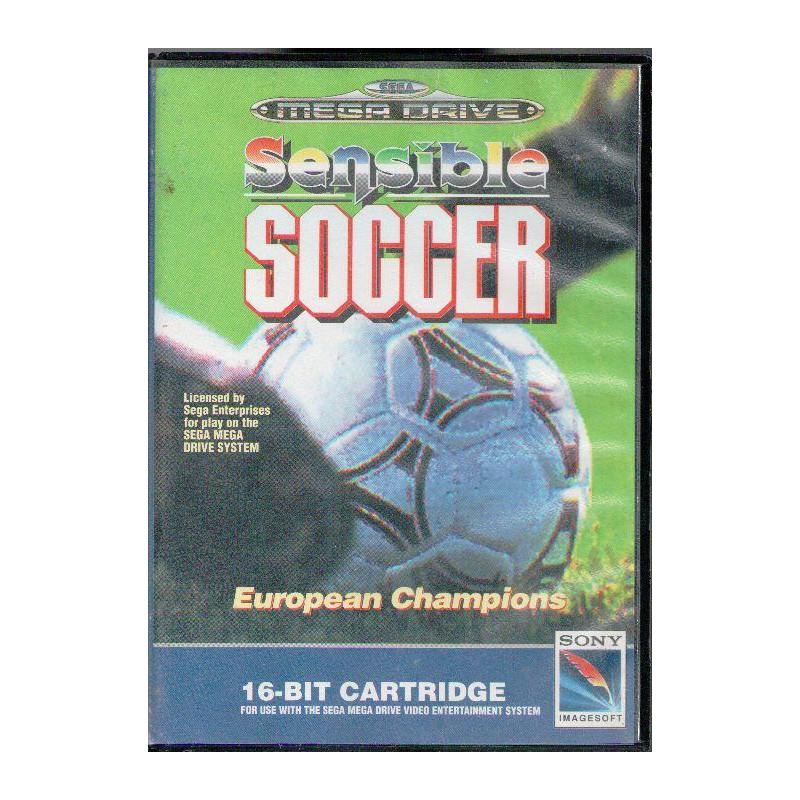 Sensible Soccer: European Champions en boîte MD