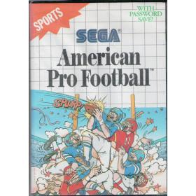 American Pro Football en...