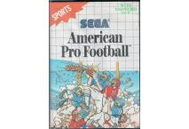 American Pro Football en boîte MS