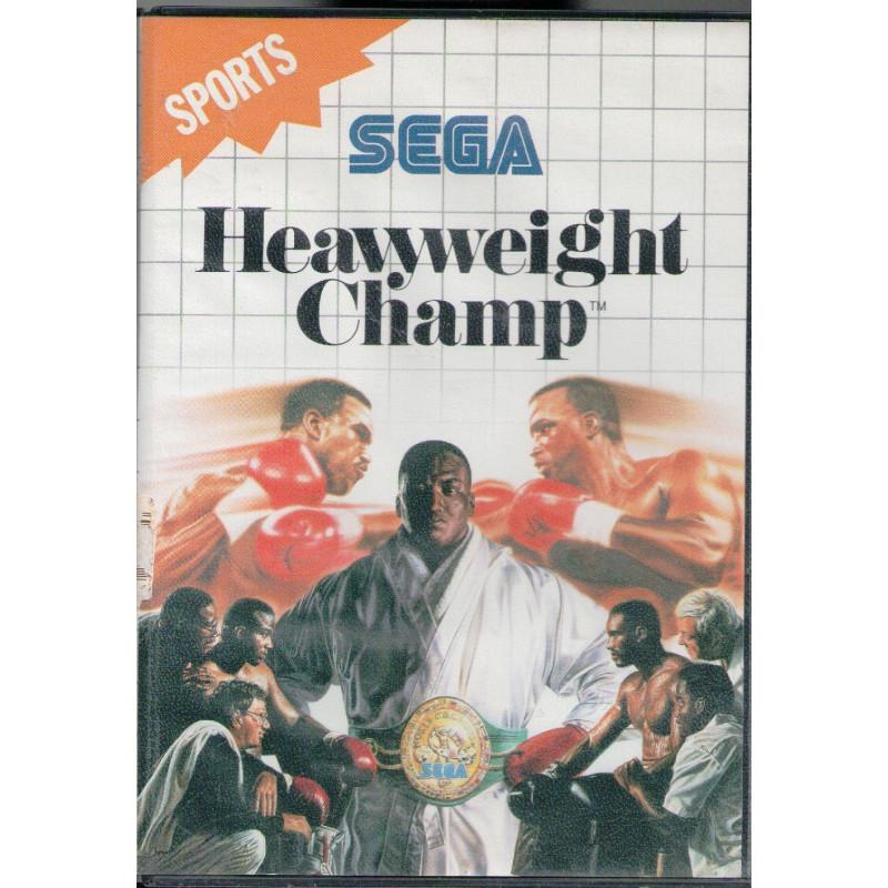 Heavyweight Champ en boîte MS