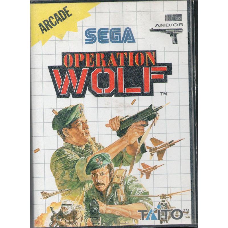 Operation Wolf en boîte MS