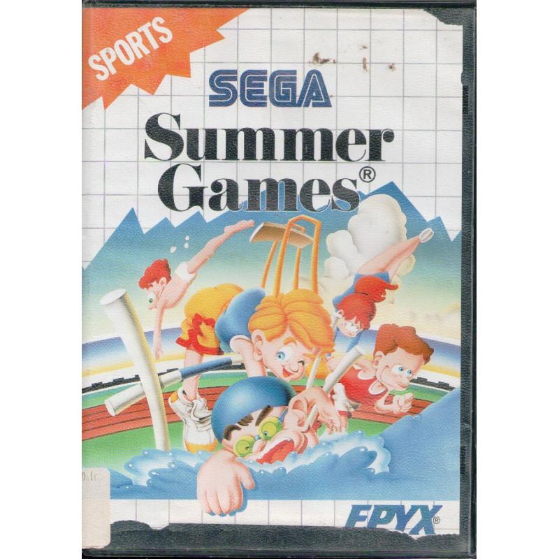 Summer Games en boîte MS