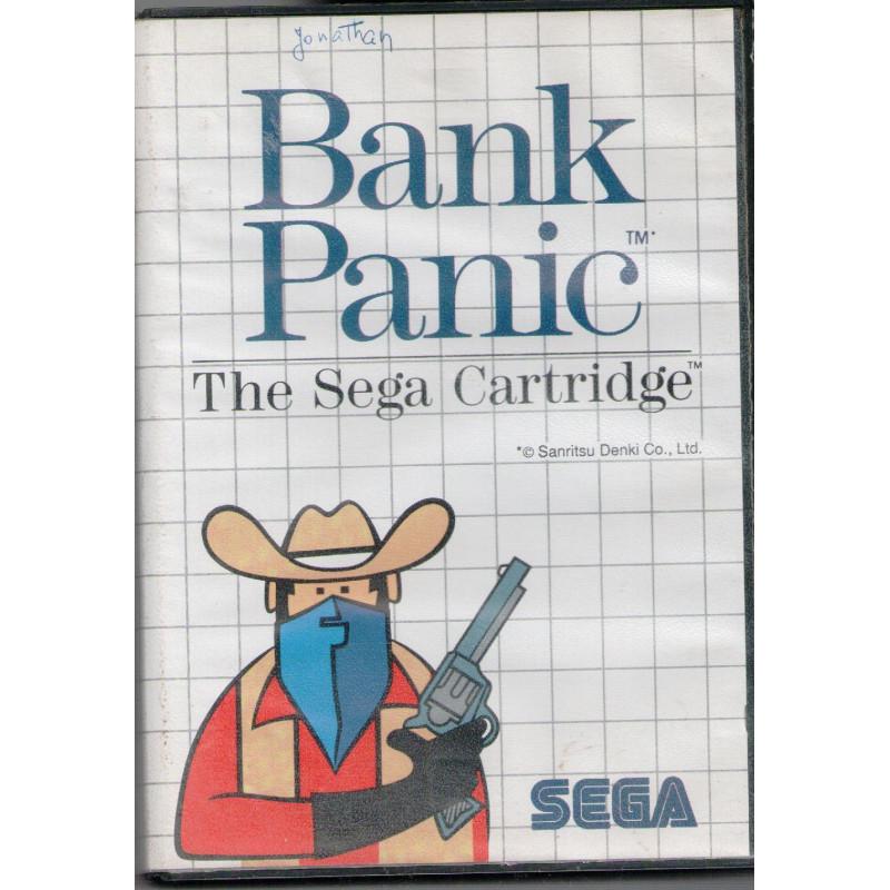Bank Panic en boite MS
