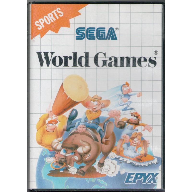 World Games en boîte MS