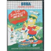 The Simpsons Bart VS The Space Mutants MS
