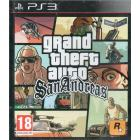 Grand Theft Auto : San Andreas PS3