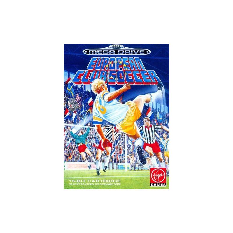 European Club Soccer en boîte MD