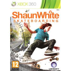 Shaun White Skateboarding...