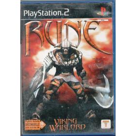Rune Viking Warlords PS2