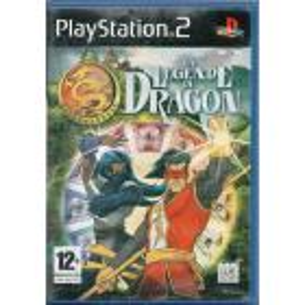 La Legende du Dragon PS2