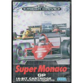 Super Monaco GP en boîte MD