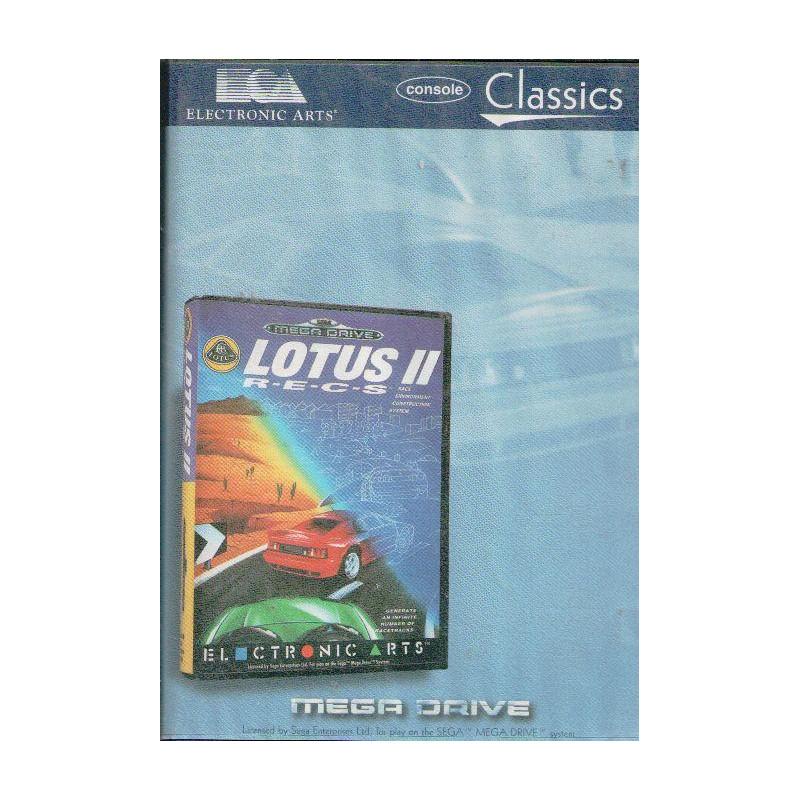 Lotus II R-E-C-S (Classics) en boite MD