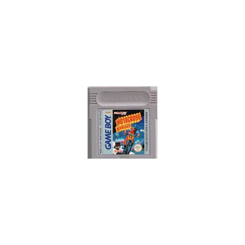 Motocross Maniacs GB