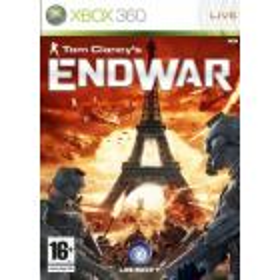 Tom Clancy's Endwar Xbox360