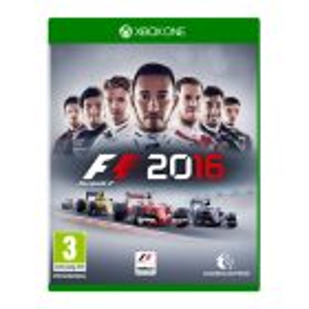 F1 2016 XboxOne