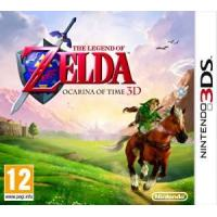 The legend of Zelda : Ocarina of time 3DS