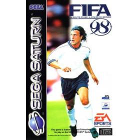 FIFA 98 Saturn
