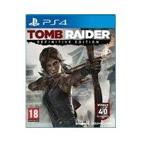 Tomb Raider : Definitive Edition PS4