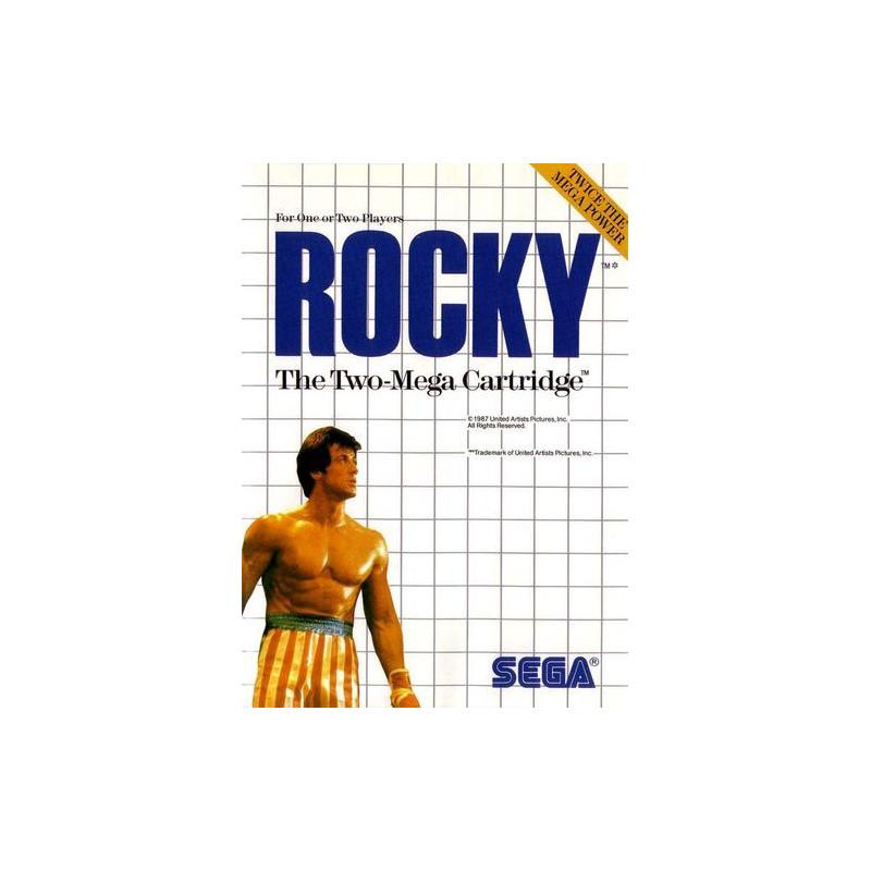 Rocky en boite MS