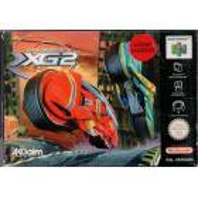 XG2 : Extreme-G N64