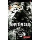 Metal Gear Solid : Peace...