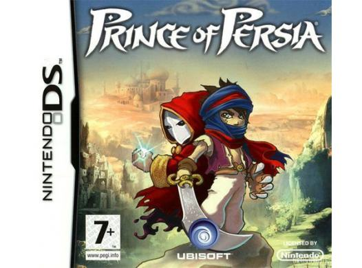 Prince of Persia DS
