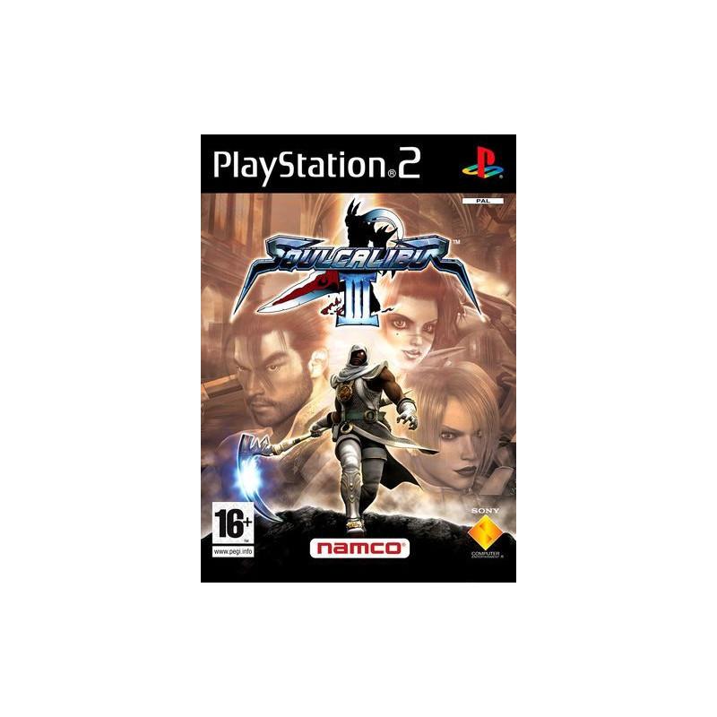 SoulCalibur III (3) PS2