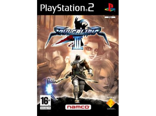 SoulCalibur III (3) PS2