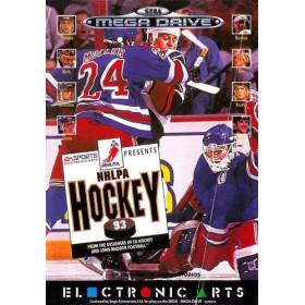 NHLPA Hockey 93 en boîte MD