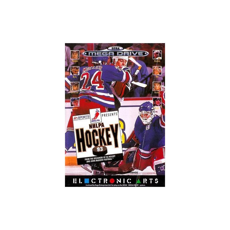 NHLPA Hockey 93 MD
