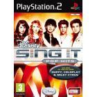 Disney Sing it : Pop Hits PS2