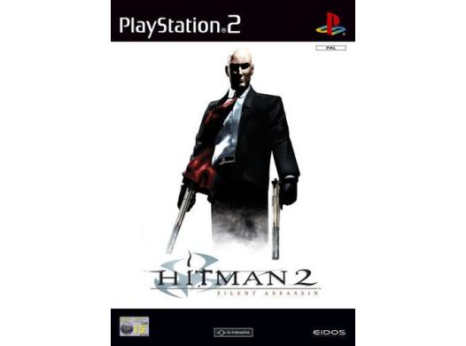 Hitman 2 : Silent Assassin PS2