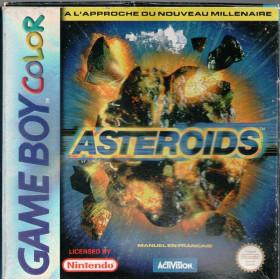 Asteroids GBC