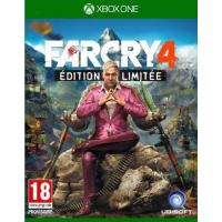 Far Cry 4 Edition limite XboxOne