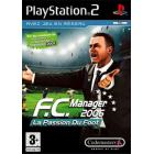FC Manager 2006 PS2
