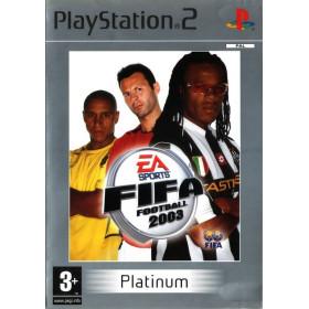 FIFA 2003 (Platinium) PS2