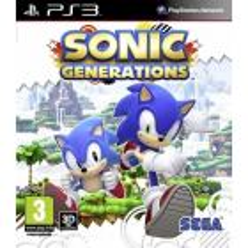 Sonic Generation PS3