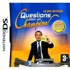 Questions pour un Champion...