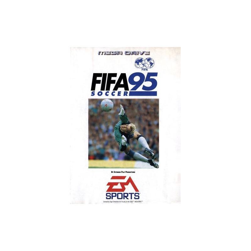 FIFA Soccer 95 MD