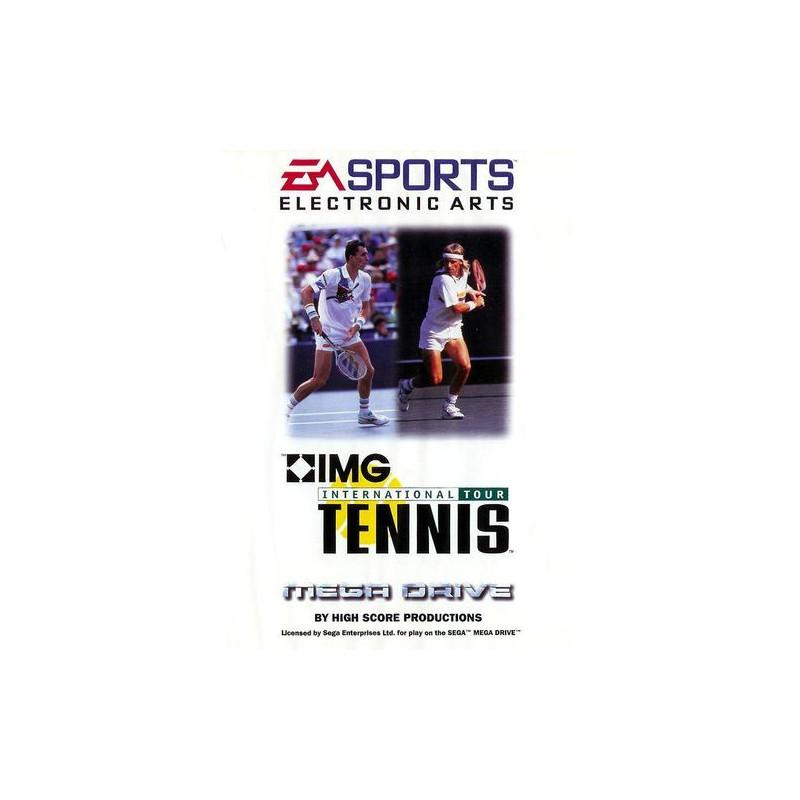 IMG International Tour Tennis en boîte MD