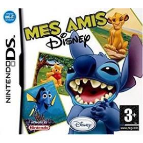 Mes amis Disney DS