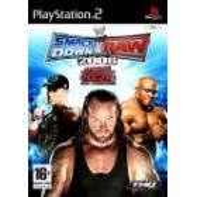 WWE Smackdown vs Raw 2008...