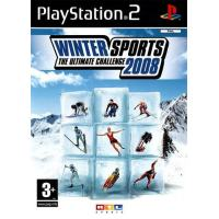 Winter Sports 2008 : The Ultimate Challenge PS2