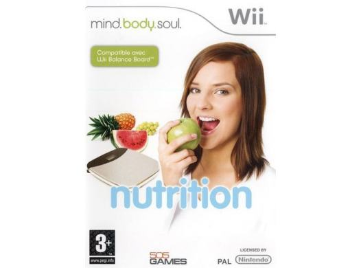 Nutrition (sous blister) Wii