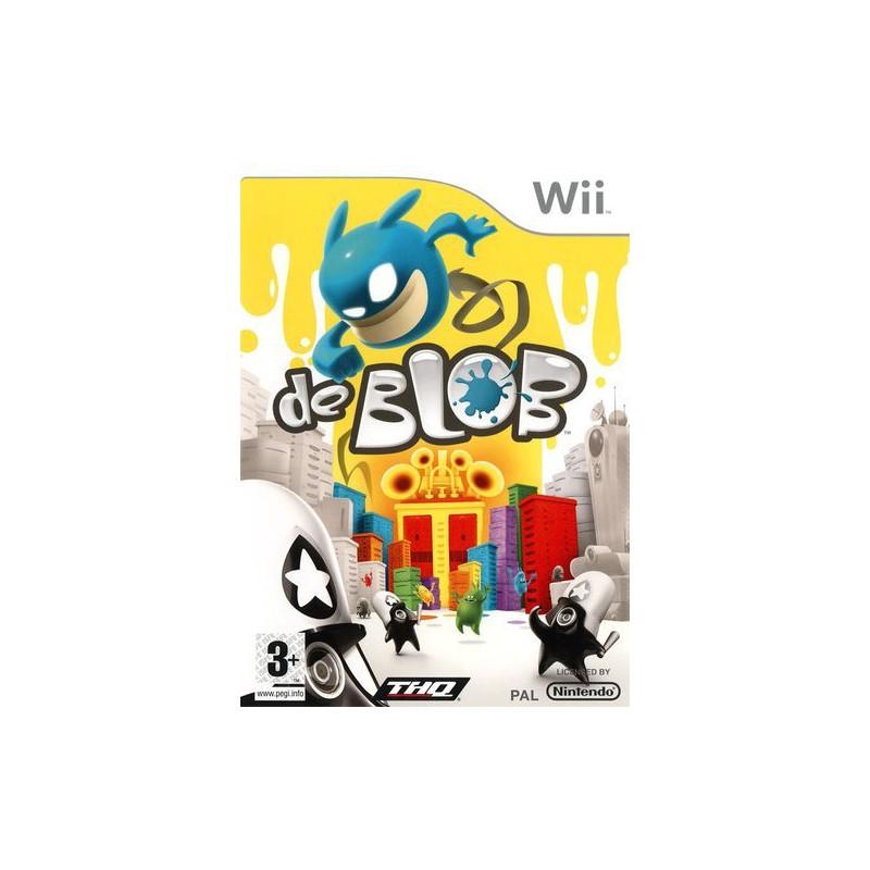 de Blob (sous blister) Wii