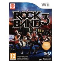 Rock Band 3 Wii